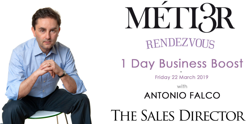 Antonio Falco | 1 Day Business Boost